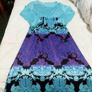Dresses & Skirts - Long sleeve dress